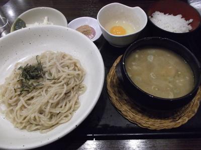 元喜神のつけ麺