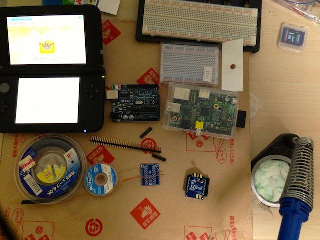 RaspberryPi&Arduino